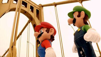 Mario & Luigi.