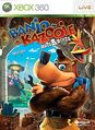Banjo-Kazooie Nuts & Bolts Game Cover