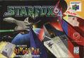 StarFox64 N64 Game Box