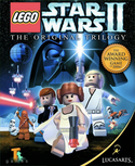 Lego star wars II-box art