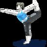 Wii Fit Trainer SSB4