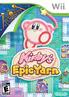 Kirby's Epic Yarn Title