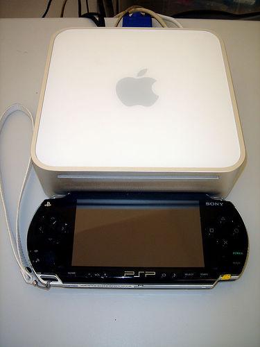 Mini and PSP