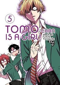 Volume 5 Cover English