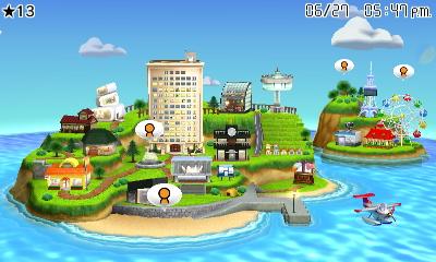 La Isla Víctor (Tomodachi Life)