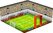 Soccer Field Interior