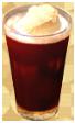 Root-beer float