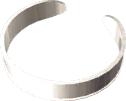 Silver Bracelet TL