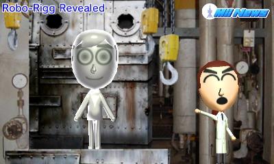 MiiNewsRobot