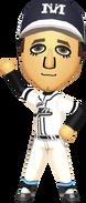 Baseball Player - Tomodachi Life