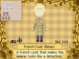 Trench Coat (Biege)