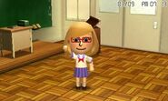 Mii wants to play a game Japanese