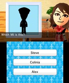 Mii Shadow Presenting