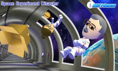 MiiNews SpaceDisaster