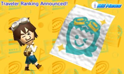 Mii news ranking broadcast