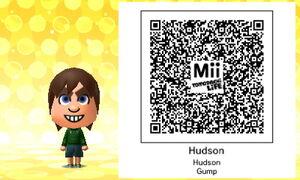 Hudson QR Code