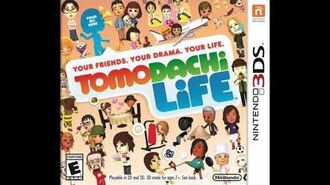 Tomodachi Life Soundtrack - Child Grows Up (re-uploaded)