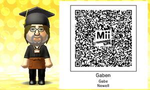 Gaben QR Code