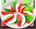 Mozzarella Salad TL