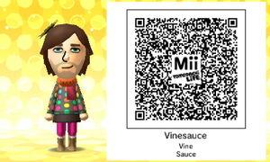 Vinny QR Code