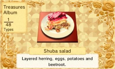 Shubasalad