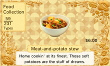 Meat-and-Potato stew