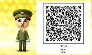 Hitler QR Code