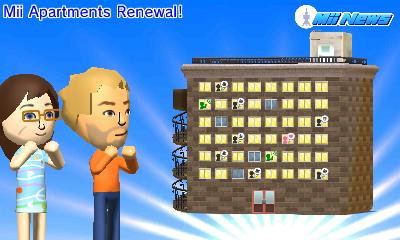 Mii Apartments Renewal