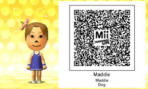 Maddie QR Code