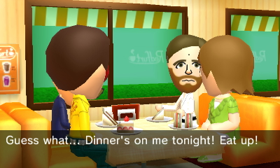 PityParty DinnersOnMe