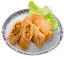 Fried Spring Rolls TL