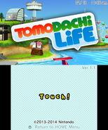 Tomodachi Life US title