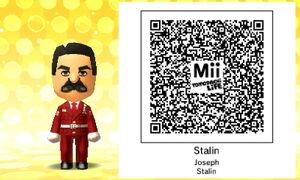 Stalin QR Code