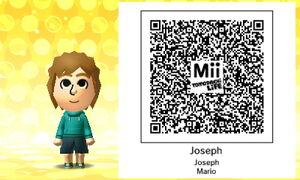 Joseph QR Code
