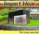Import Wear