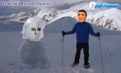 MiiNews SkiResort
