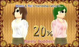 Barely buddies