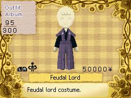 Feudal Lord