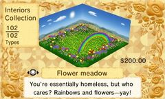 Flower Meadow Room TL