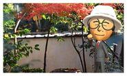 A single mii trip to Kyoto