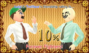 Forever Fighters Male