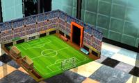 Soccer stadium Personality