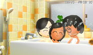 Playing in the tub TL