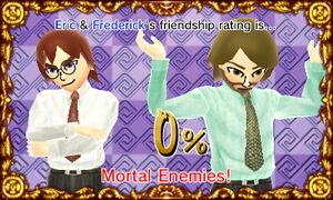 Mortal Enemies