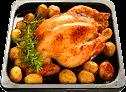 Roast Chicken TL