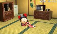 Mii napping Japanese