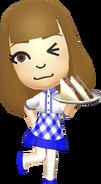 Waitress - Tomodachi Life