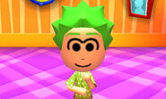 Mii watching you solve the puzzle