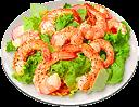 Prawn Salad TL