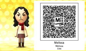 Melissa QR Code